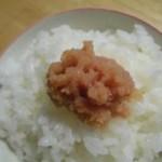150930_タラコご飯