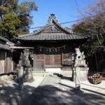 160207_御嶽神社のお社