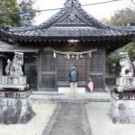 170205_2016年恵方神社へお礼参り